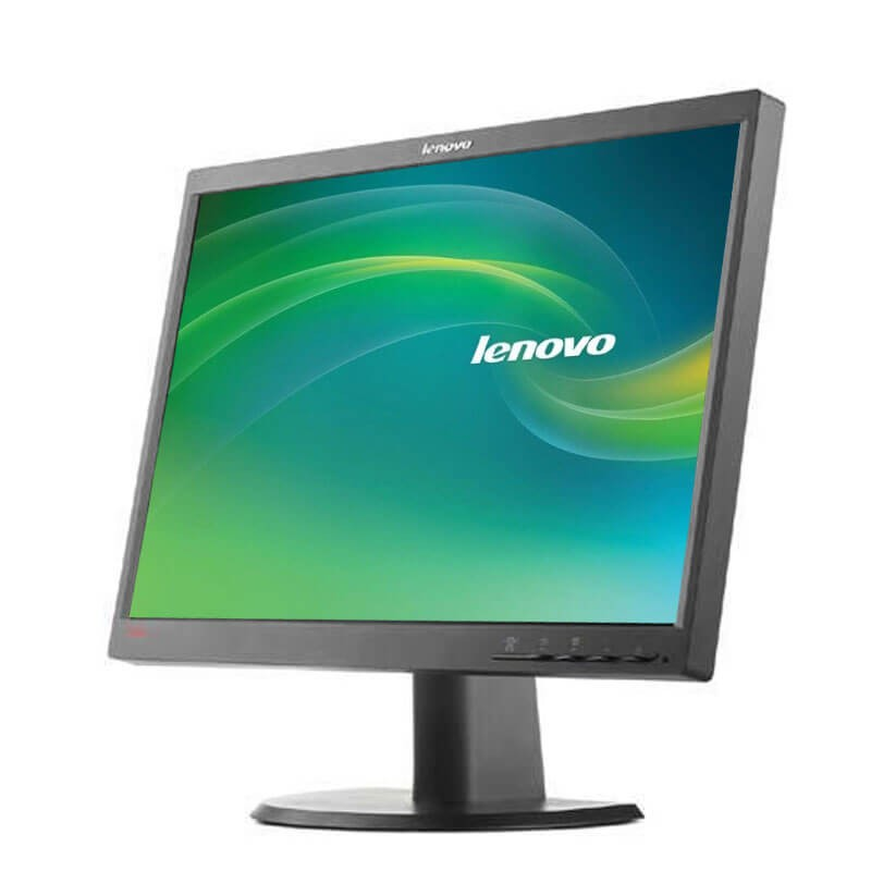 Monitoare LCD Refurbished Lenovo ThinkVision L2240Pwd, 22 inch Widescreen