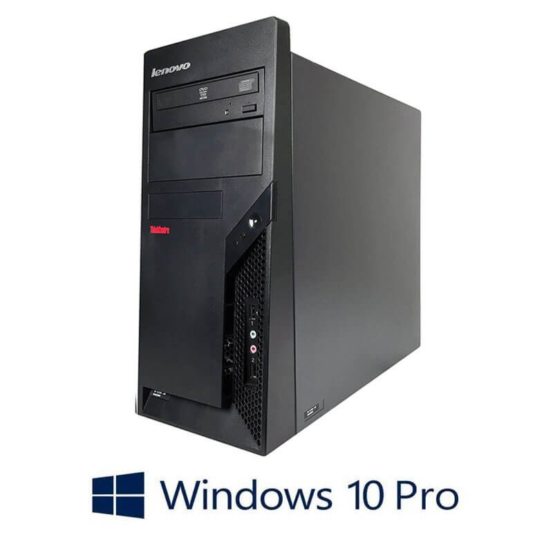 Calculator Refurbished ThinkCentre M58p MT, E8400, Win 10 Pro