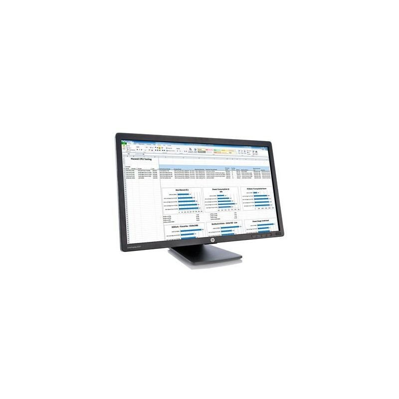 Monitoare Refurbished LED Full HD HP EliteDisplay E231, 23 inch