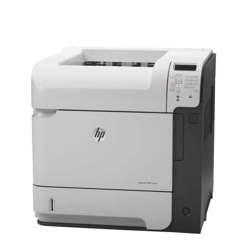 Imprimante Second Hand Monocrom HP LaserJet Enterprise 600 M602n