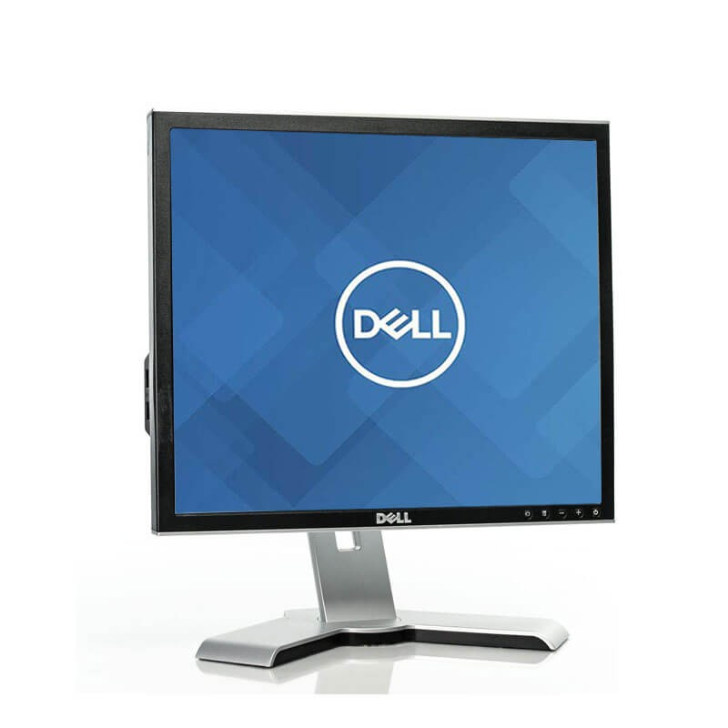 Monitoare LCD Refurbished Dell UltraSharp 1907FPc, 19 inch