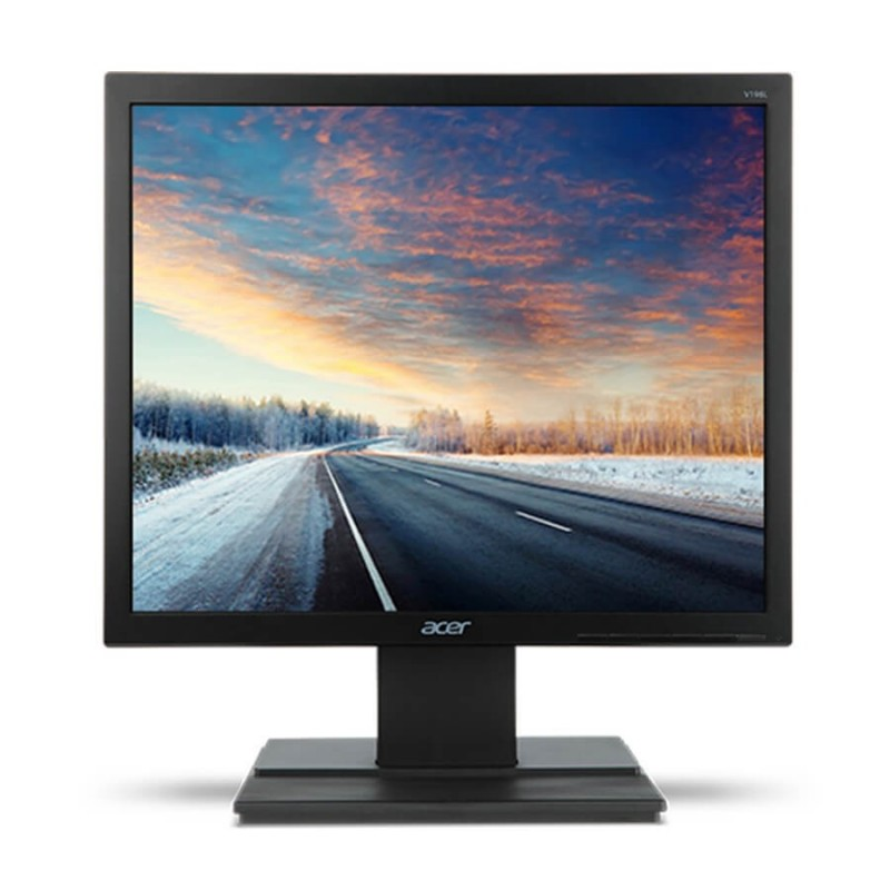 Monitoare second hand LED Acer V196L, 19 inch, 1280x1024