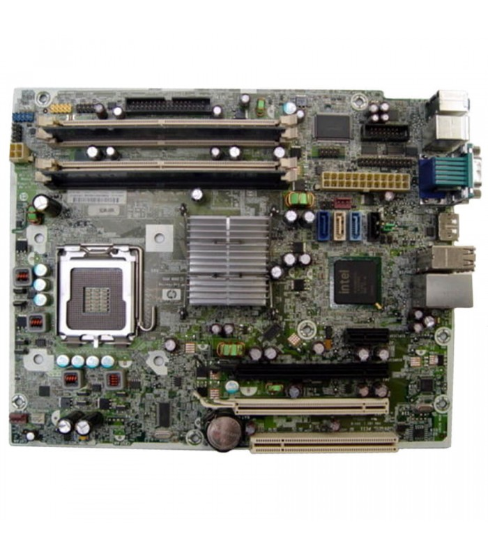 Placa de baza second hand HP DC7900 SFF, Socket 775