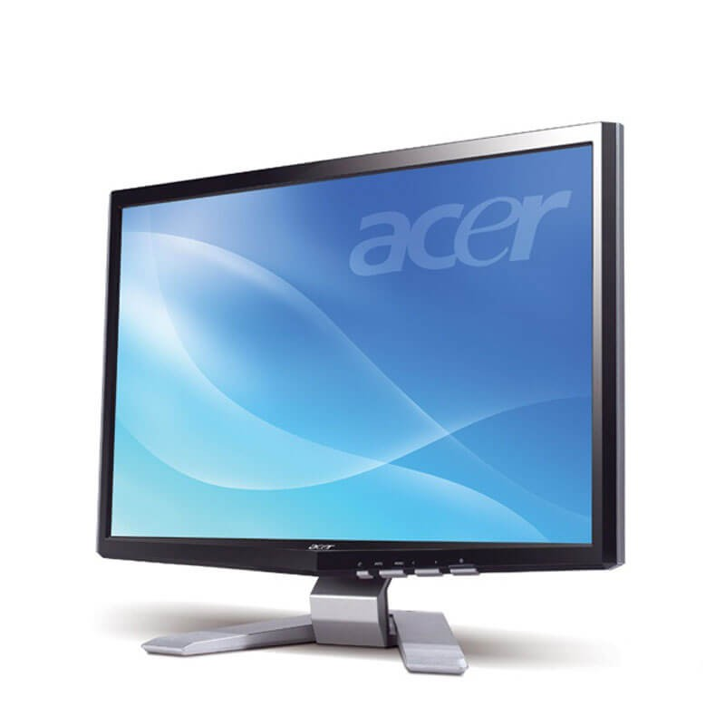 Monitoare LCD Refurbished Acer P241W, 24 inch Full HD