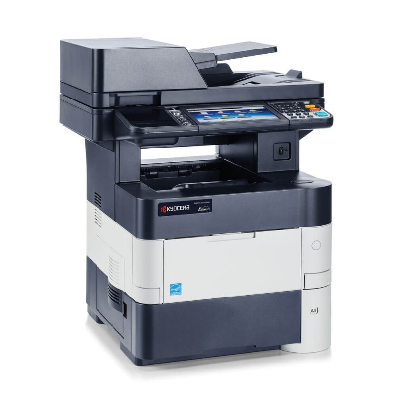 Multifunctionale Second Hand Kyocera ECOSYS M3550idn, Cartus NOU Full